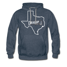 Load image into Gallery viewer, TEXAS! HOOIDE - heather denim