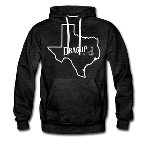 TEXAS! HOOIDE - charcoal gray