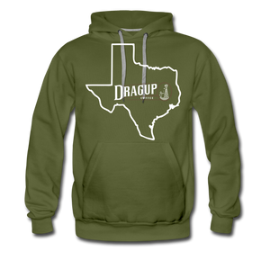 TEXAS! HOOIDE - olive green