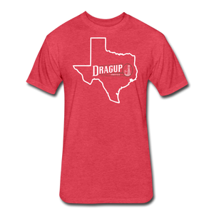 Texas DUC Shirt - heather red