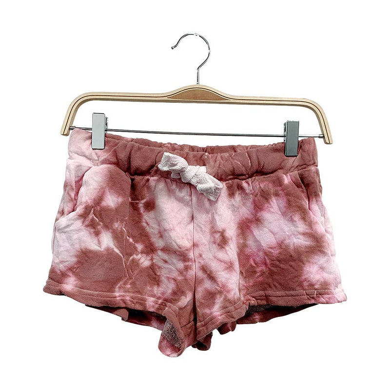 Dropdead Tie Dye Shorts Set