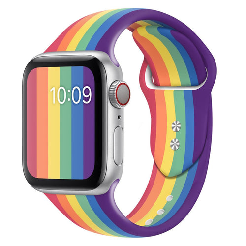 Rainbow Band for Apple Watch