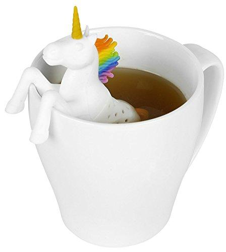 Unicorn Tea Infuser - Rainbow Diva