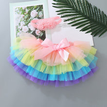 Load image into Gallery viewer, Baby Rainbow Tutu Bloomers