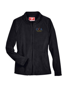 Ladies Mid Weight Microfleece Jacket