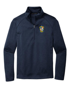 Men's Heavy Weight Microfleece 1/4 Zip