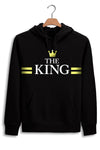 The King Men Black Hoodie Tshirt