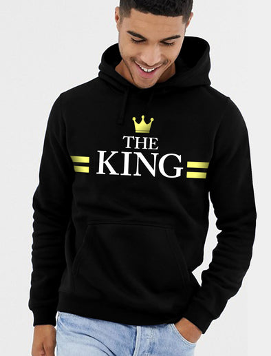 The King Men Black Hoodie
