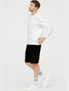 Black Fleece Basket Ball Shorts