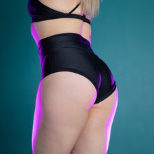 Lataa kuva Galleria-katseluun, CHEEKY HOT PANTS BLACK