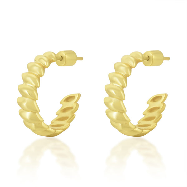 Claw Hoops EARRING ARVINO