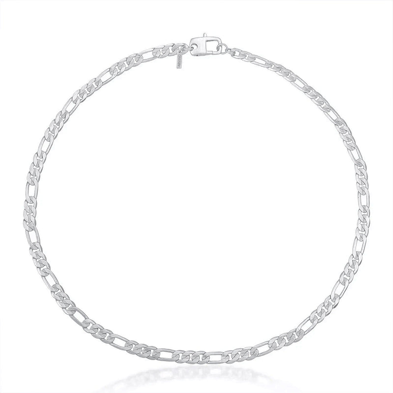 Figaro Chain Necklace NECKLACE ARVINO SILVER