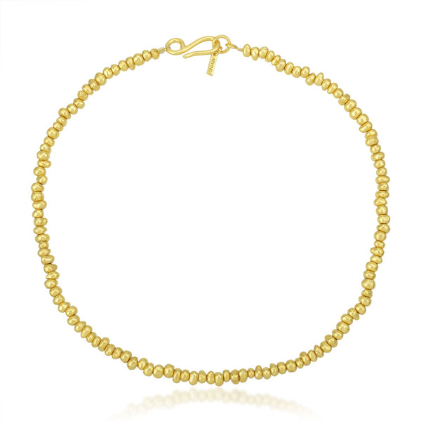 Long Pellet Necklace NECKLACE ARVINO
