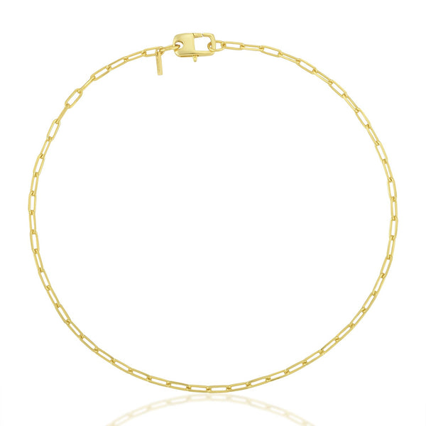 Oval Link Chain NECKLACE ARVINO