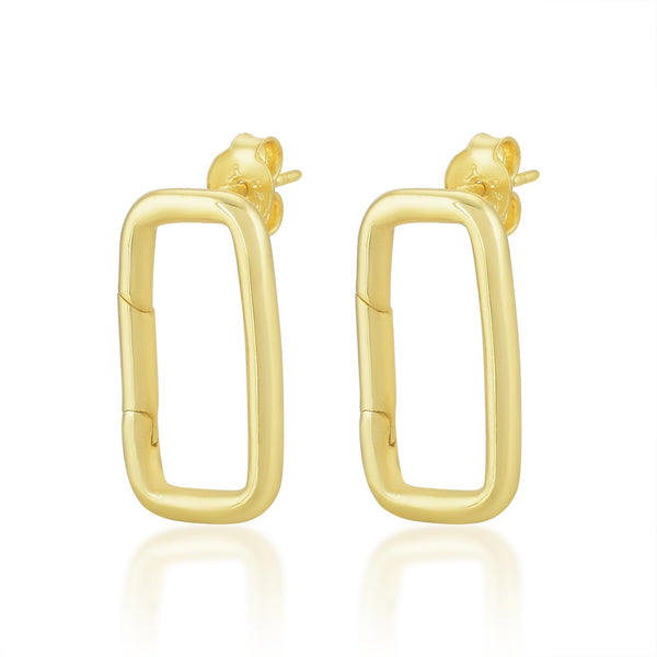 Rectangular Stud EARRING ARVINO