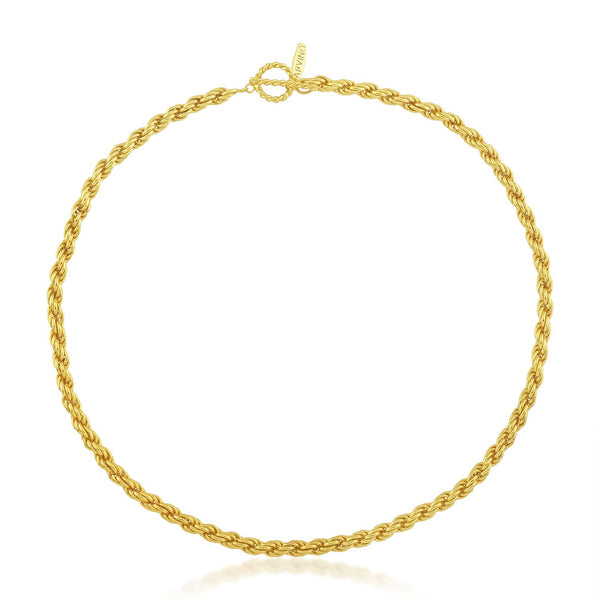 Thick Rope Chain Necklace NECKLACE ARVINO