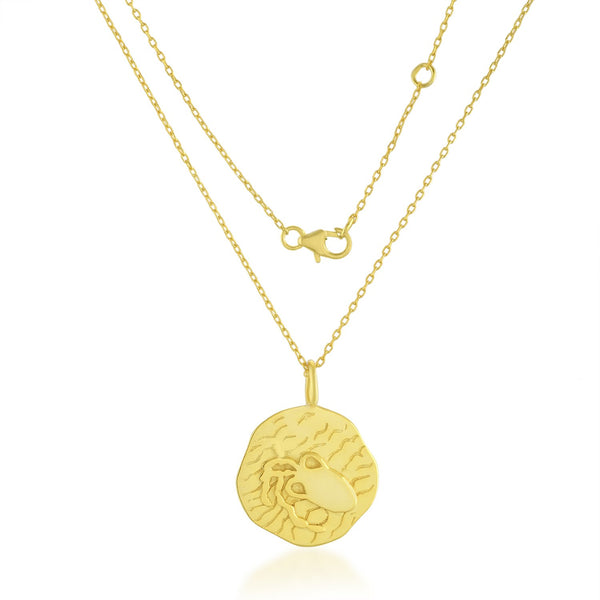Zodiac Charm (Aquarius) NECKLACE ARVINO NECKLACE WITH CHAIN