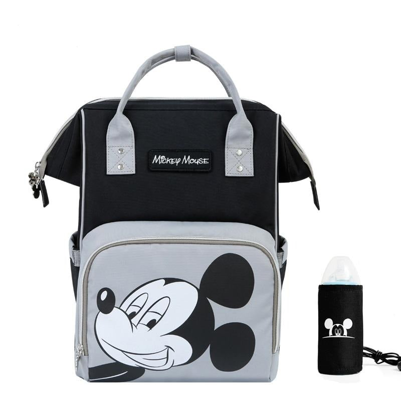 Bolsa Maternidade Disney Mickey Minnie USB