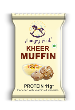 Hungry Foal Kheer Muffin | Box of 20 Muffins