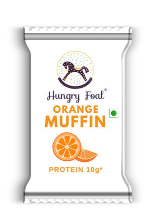 Hungry Foal Orange Muffin | Box of 20 Muffins