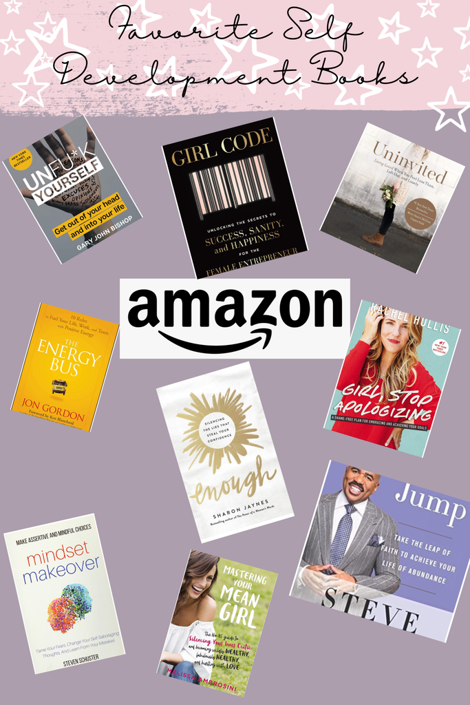 Self Development Book Faves!