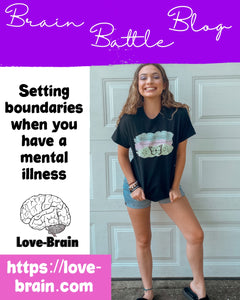 Setting Boundaries When You Have a Mental Illness