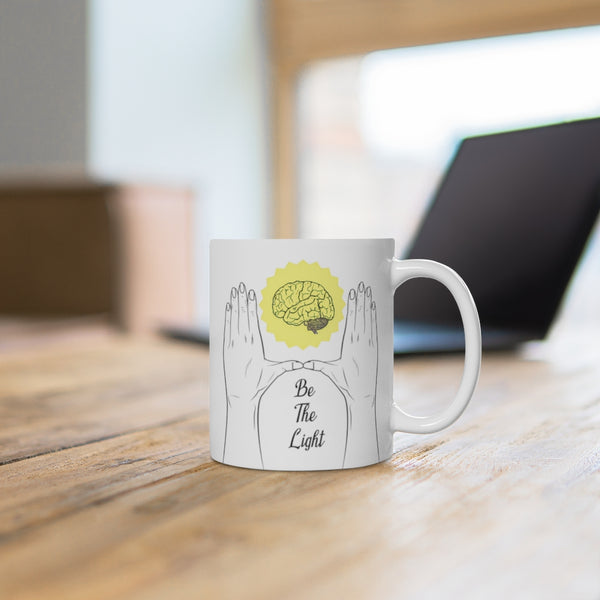 Be The Light Mug