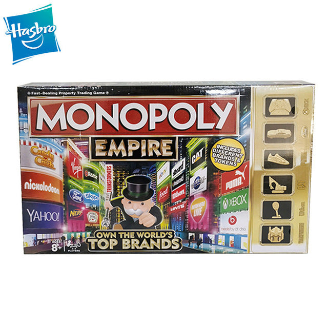 Hasbro Monopoly Fast Trade
