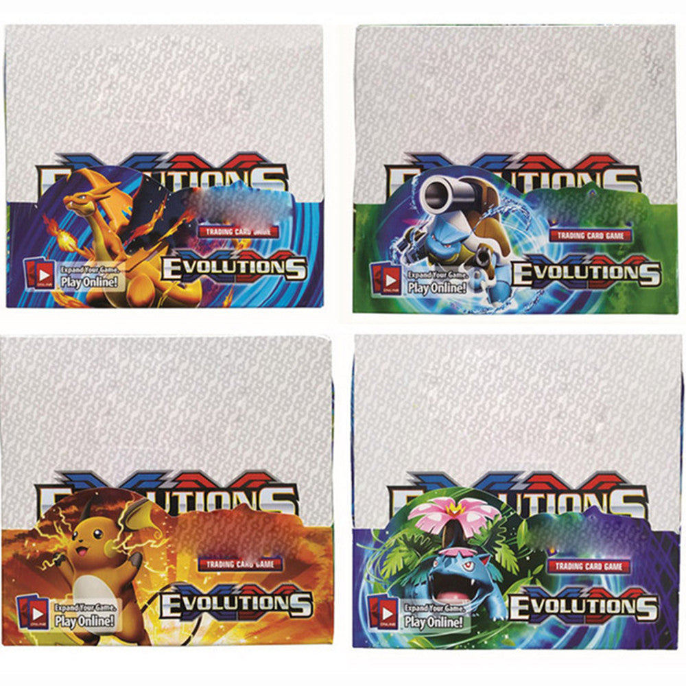 324 Cards Pokemon TCG