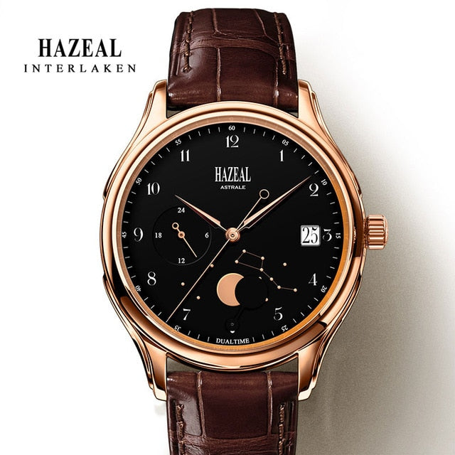HAZEAL Couple Watch