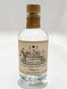 GARDEN SHED GIN - 20cl