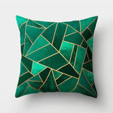 2BZ-40507-172 Brief Marble Geometric Sofa Decorative Cushion Cover Pillow Pillowcase Polyester 45*45 Throw Pillow Home Decor Pillowcover 40507 24972621-2bz-40507-172