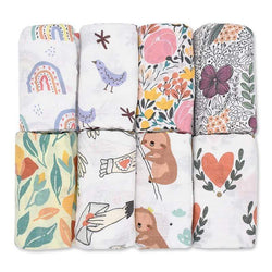 Cosy Bamboo Cotton Swaddle