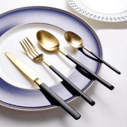 Cosy Gold Cutlery Set