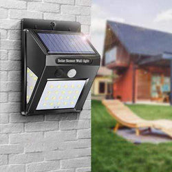 Cosy LED Solar Outdoor Lamp