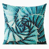 Ela / 50 by 30cm Cosy Geo-Nordic Printed Cushion Cover 4637908-e-50-by-30cm