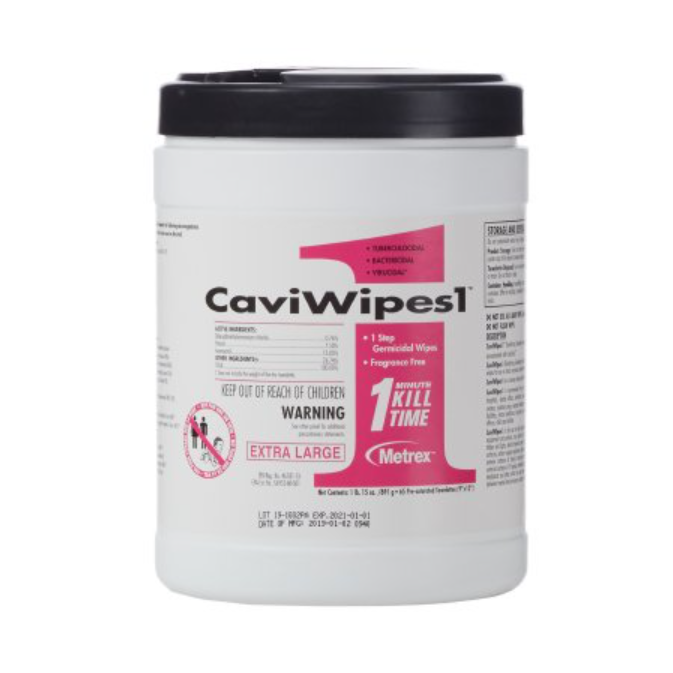 Metrex CaviWipes1 XL 9x12