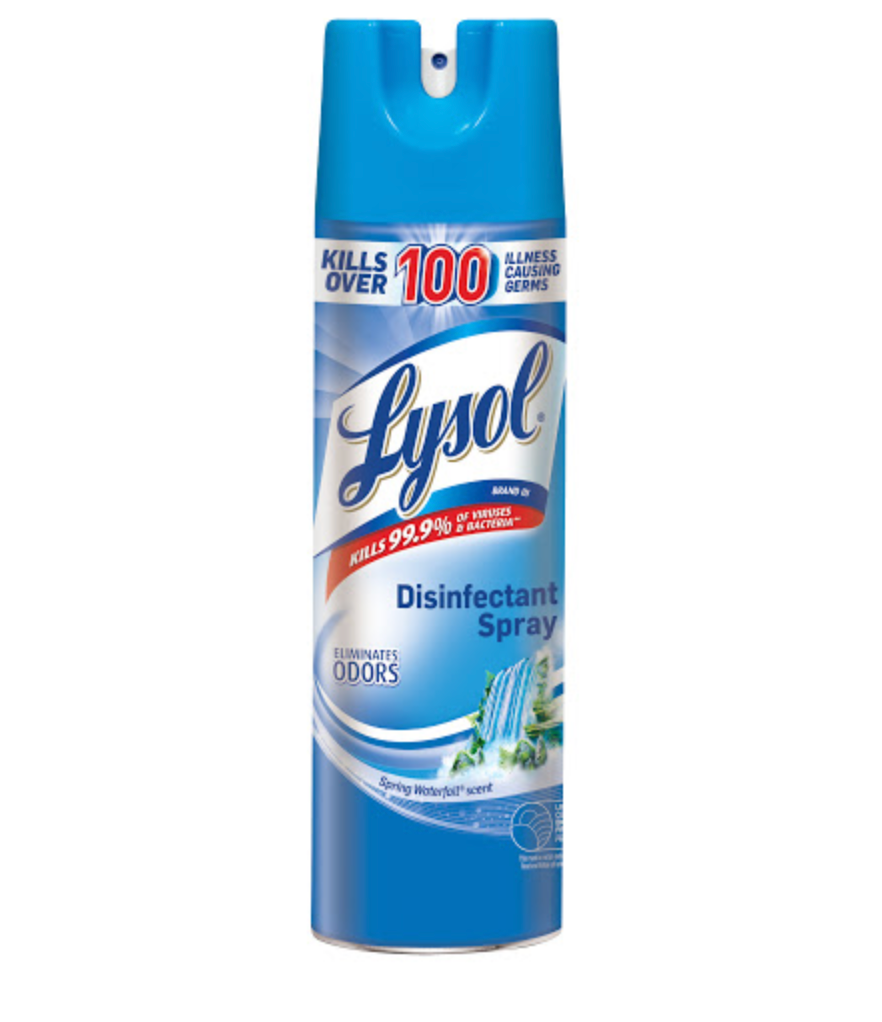 Lysol Disinfectant Spray Waterfall 12.5oz