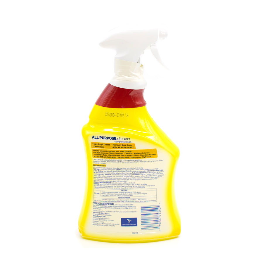 Lysol All-Purpose Cleaner - Lemon 32oz