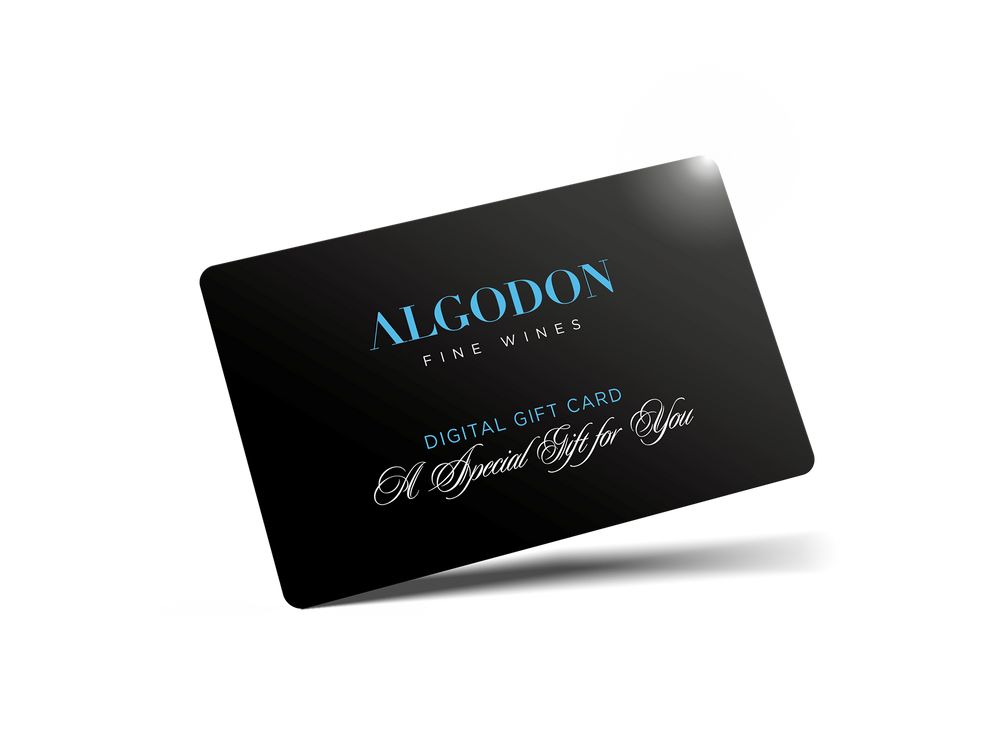 Algodon Fine Wines Virtual Gift Card