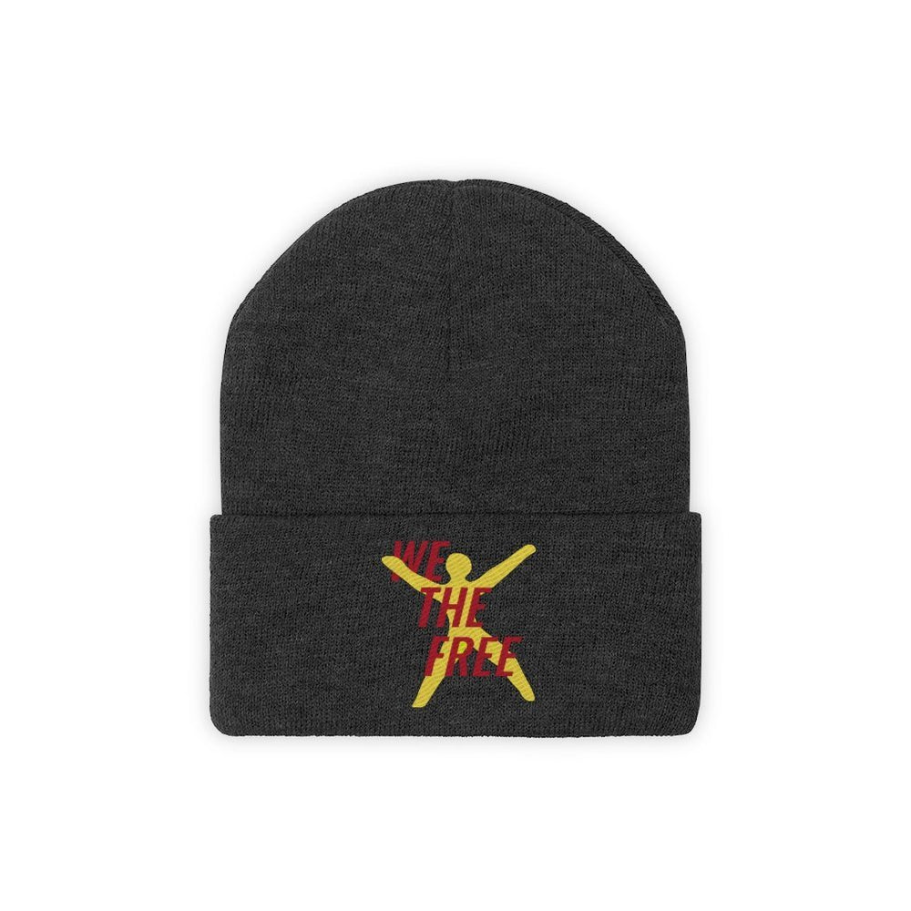 "Load image into Gallery viewer, ""We The Free"" Beanie"