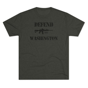 """Defend Washington"" Men's T-Shirt"