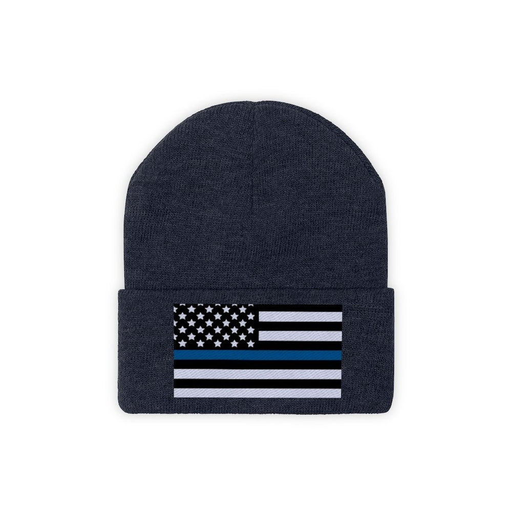"Load image into Gallery viewer, ""Back The Blue"" Beanie"