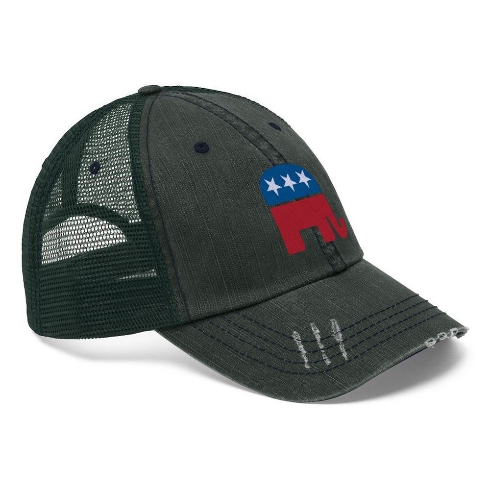 """The Elephant"" Trucker Hat"