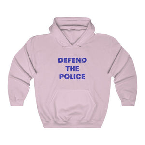 """Defend The Police"" Women's Hoodie/Sweatshirt"