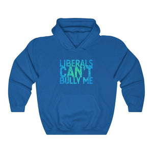 """Liberals Can't Bully Me"" Men's Hoodie/Sweatshirt"