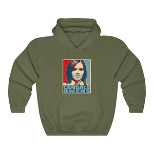 "Load image into Gallery viewer, ""Candace Owens Hope"" Women's Hoodie/Sweatshirt"