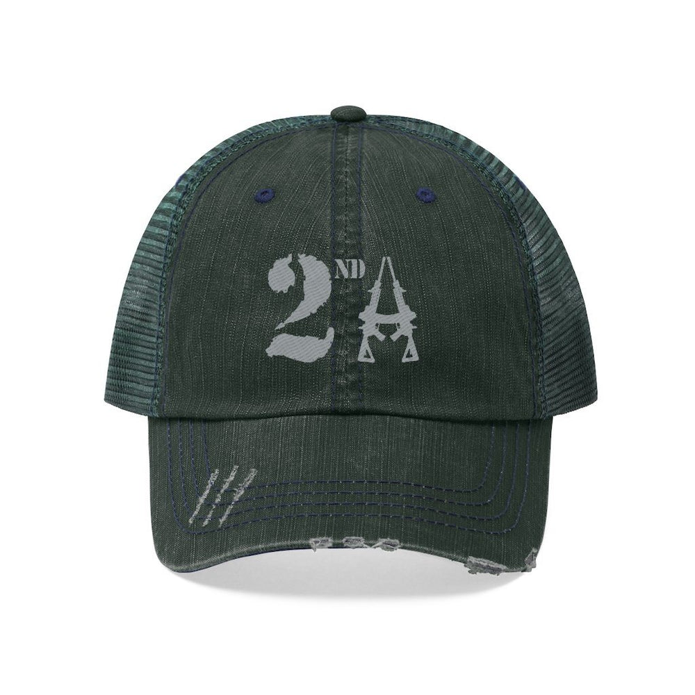 """Stinchfield Army 2nd Amendment"" Trucker Hat"
