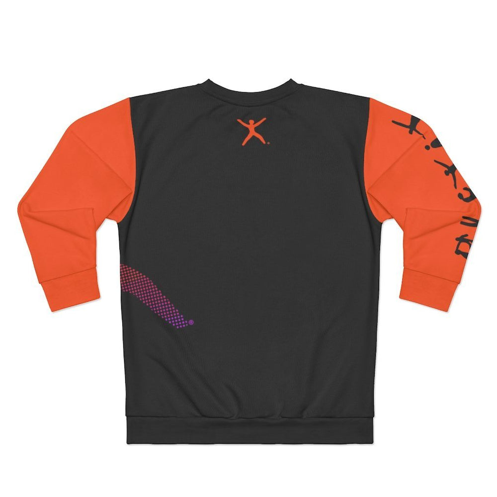 "Load image into Gallery viewer, ""BLEXIT Single Logo Sleeve"" Men's Sweatshirt"