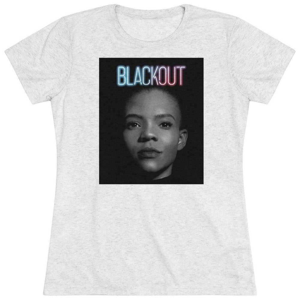 "Load image into Gallery viewer, ""BLACKOUT"" Women's T-Shirt"